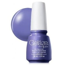 China Glaze China Glaze - Geláze Gel Polish 14ml #82268 What a Pansy