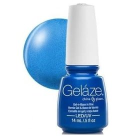 China Glaze China Glaze - Geláze Gel Polish 14ml #81623 Splish Splash
