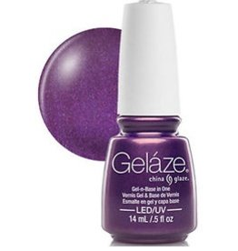 China Glaze China Glaze - Geláze Gel Polish 14ml #81621 Coconut Kiss