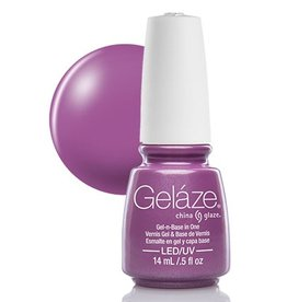 China Glaze China Glaze - Geláze Gel Polish 14ml #81620 Spontaneous