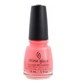 China Glaze China Glaze - Nail Lacquer 14ml #81758 Petal To The Metal