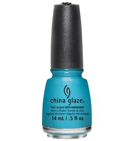 China Glaze China Glaze - Nail Lacquer 14ml #81790 Wait N' Sea