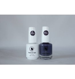 BOSSYGEL Bossy Gel Duo - Gel Polish + Nail Lacquer (15 ml) # BS91