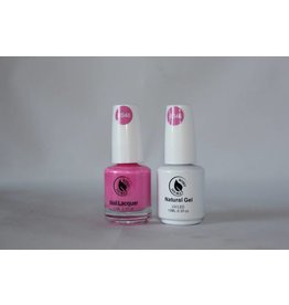 BOSSYGEL Bossy Gel Duo - Gel Polish + Nail Lacquer (15 ml) # BS46