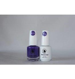 Bossy Gel Bossy Gel Duo - Gel Polish + Nail Lacquer (15 ml) # BS106