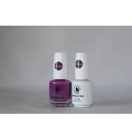 BOSSYGEL Bossy Gel Duo - Gel Polish + Nail Lacquer (15 ml) # BS152