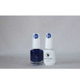 BOSSYGEL Bossy Gel Duo - Gel Polish + Nail Lacquer (15 ml) # BS55