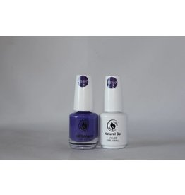 Bossy Gel Bossy Gel Duo - Gel Polish + Nail Lacquer (15 ml) # BS107