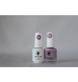 BOSSYGEL Bossy Gel Duo - Gel Polish + Nail Lacquer (15 ml) # BS85