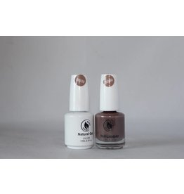 Bossy Gel Bossy Gel Duo - Gel Polish + Nail Lacquer (15 ml) # BS09