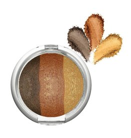 Palladio Palladio Baked Eye Shadow Trio BES04 metallics -787073