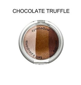 Palladio Palladio Baked Eye Shadow Trio BES15 chocolate truffle -787084