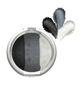 Palladio Palladio Baked Eye Shadow Trio BES01 black tie -787070