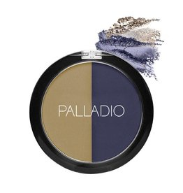 Palladio Palladio Herbal Matte Shadow Duo EDM09 Opening Night -787313