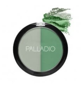 Palladio Palladio Herbal Matte Shadow Duo EDM05 Stroll In The Park -787309
