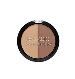 Palladio Palladio Herbal Matte Shadow Duo EDM03 City Lights -787307
