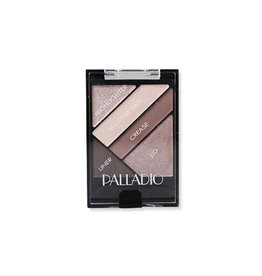 Palladio Palladio Silk FX all-in-one herbal eyeshadow WTES08 debutante -787647