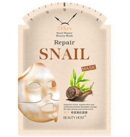 24 hrs Snail Repair Beauty Mask 1 piece