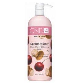 CND CND Hand & Body - Black Cherry & Nutmeg - 917ml