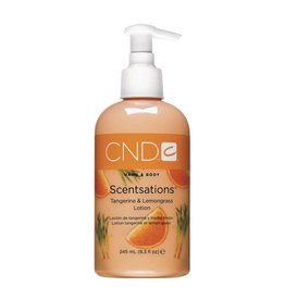 CND CND Hand & Body Scentsations Tangerine & Lemongrass Lotion 245ml