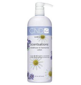 CND CND Hand & Body Lotion - Wildflower & Chamomile - 917ml