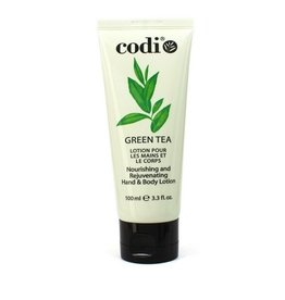 Codi Green Tea Nourishing and Rejuvenating Hand & Body Lotion 100ml