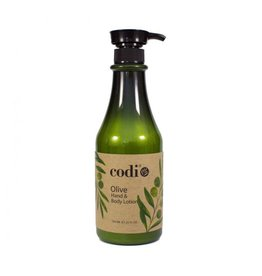 Codi Olive Nourishing and Rejuvenating Hand & Body Lotion 750ml