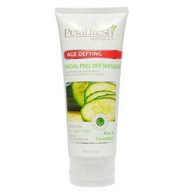 Petal Fresh Petal Fresh Botanicals Age Defying Facial Peel Off Masque Aloe & Cucumber 200ml