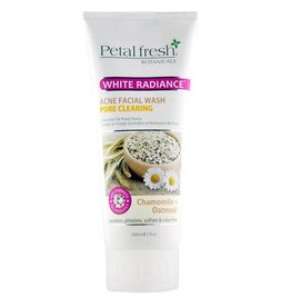Petal Fresh Petal Fresh Botanicals White Radiance Acne Facial Wash Pore Clearing Chamomile + Oatmeal 200ml