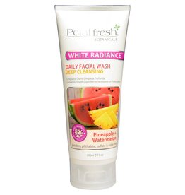 Petal Fresh Petal Fresh Botanicals White Radiance Daily Facial Wash Deep Cleansing Pineapple + Watermelon 200ml