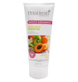 Petal Fresh Petal Fresh Botanicals White Radiance Facial Scrub Exfoliating Apricot + Aloe 200ml