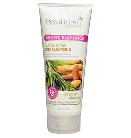 Petal Fresh Petal Fresh Botanicals White Radiance Facial Srcub Deep Cleansing 200ml Rose Mary + Almond