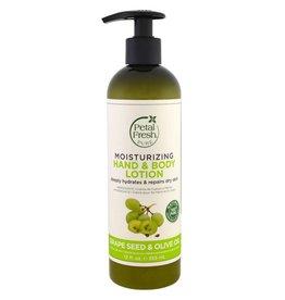 Petal Fresh Petal Fresh Pure age-defying Hand & Body Lotion - grape seed & olive oil 12 fl.oz.