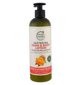 Petal Fresh Petal Fresh Pure invigorating Hand & Body Lotion - rose & honeysuckle 12 fl.oz.