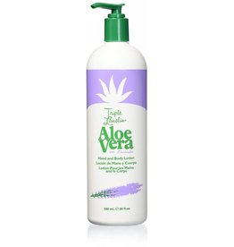 Triple Lanolin Aloe Vera with Lavender Hand & Body Lotion 590ml