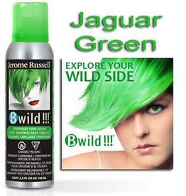 Jerome Russell Bwild - Temporary Hair Color - Jaguar Green
