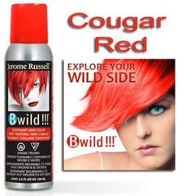Cougar Red- Jerome Russell Bwild
