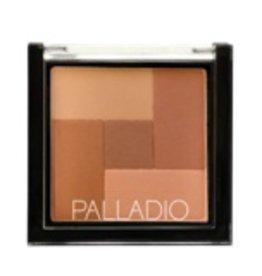 Palladio Palladio Mosaic Powder 2-in-1 Blush & Bronzer - Spice PM03