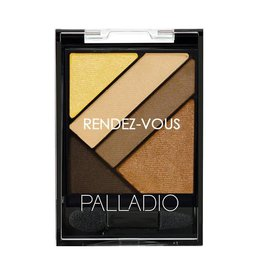 Palladio Palladio Silk FX all-in-one herbal eyeshadow WTES03 rendez-vous