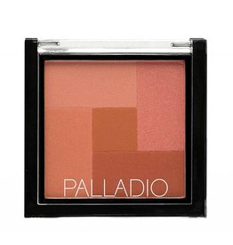 Palladio Palladio Mosaic Powder 2-in-1 Blush & Bronzer - Desert Rose PM02