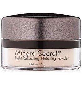 Mineral Secret Light Reflecting Finishing Powder Dark 423 - Net wt. 15 g