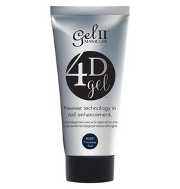Gel II Gel II Manicure 4D Gel Nail Enhancement 4D221 Timeless Teal 59ml