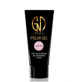 Gel II GND Polar Gel Medium Pink Nail Enhancement System 60g
