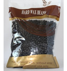 Hard Wax Beans - Hair Removal wax, without strip (black color)
