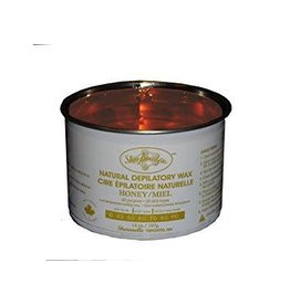 Sharonelle Sharonelle Natural Depilatory Wax - Honey-14 oz 400g