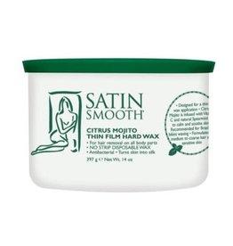 Satin Smooth Satin Smooth Citrus Mojito Thin Film Hard Wax 397 g 14 oz