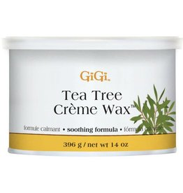 GiGi Gigi Tea Tree Creme Wax 396 g 14 oz
