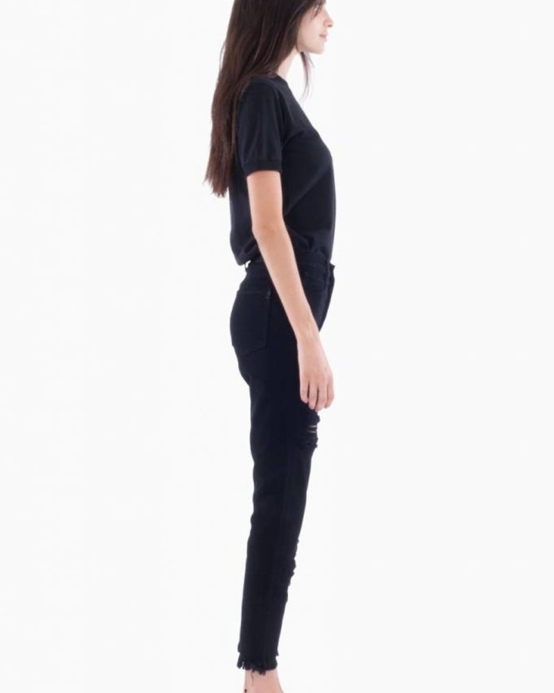 SIWY Gaby Jeans In Black Sapphire