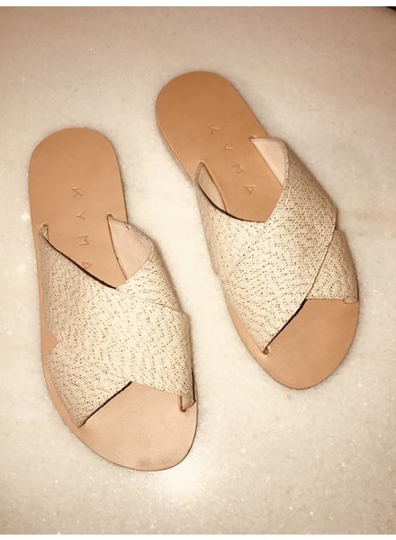 Kyma Sandals Chios Cotton