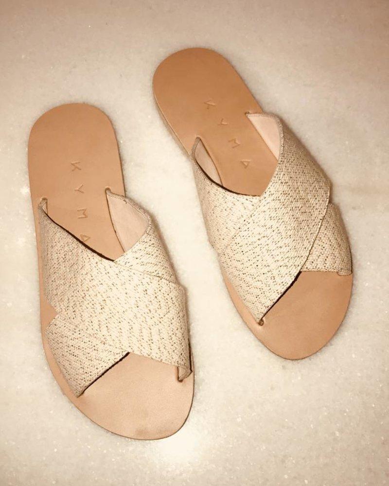 Kyma Sandals Chios Cotton